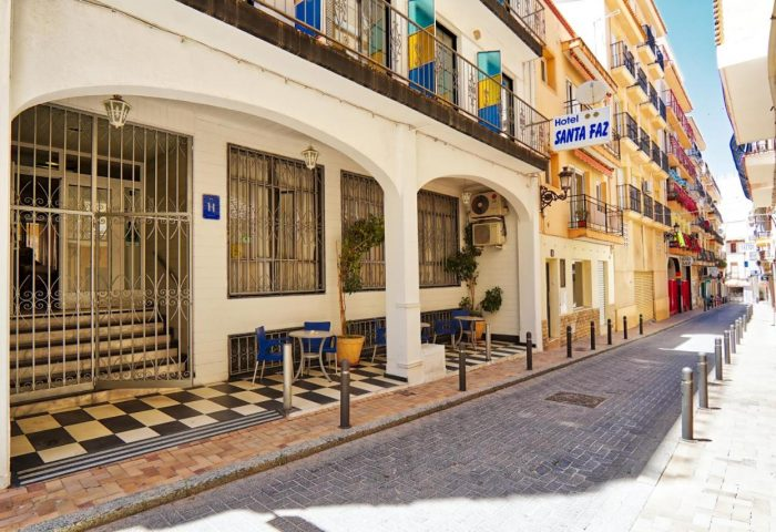 Gay Friendly Hotel Hotel Santa Faz Spain