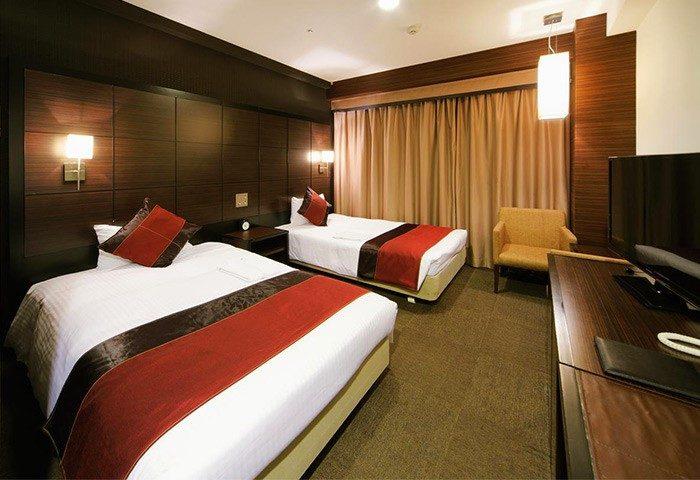 Gay Friendly Hotel Hotel Wing International Premium Tokyo-Yotsuya