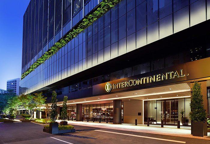 Gay Friendly Hotel InterContinental Singapore Robertson Quay Singapore