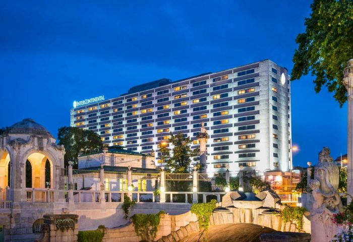 Gay Friendly Hotel InterContinental Wien Austria
