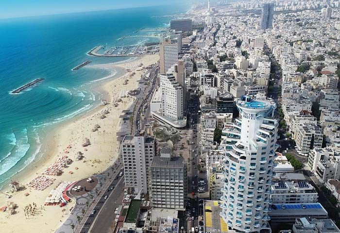 Gay Friendly Hotel Isrotel Tower Tel Aviv