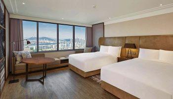Gay Friendly Hotel JW Marriott Hotel Seoul