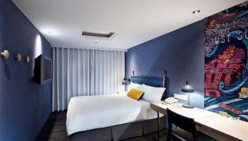 Gay Friendly Hotel Just Sleep Hotel Ximending
