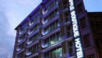 Gay Friendly Hotel Le Apple Boutique Hotel Bukit Bintang