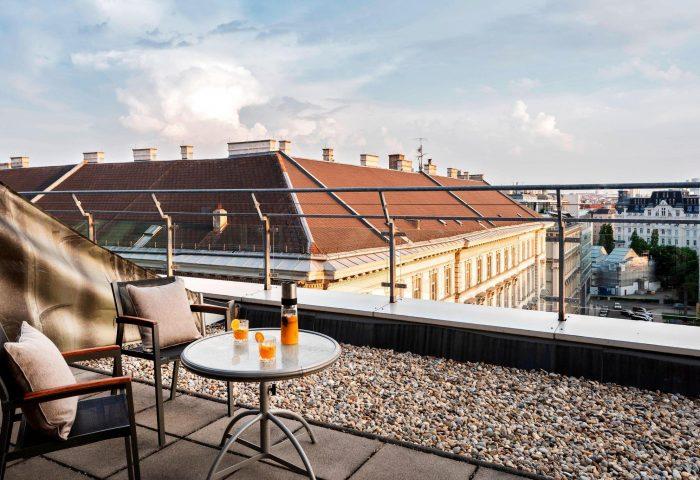 Gay Friendly Hotel Le Méridien Vienna Austria