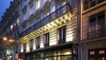 Gay Friendly Hotel Le Relais du Marais Hotel Paris