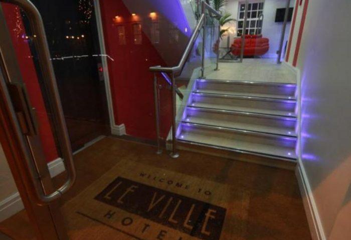 Gay Friendly Hotel Le Ville Hotel