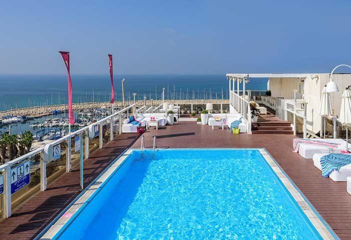 Gay Friendly Hotel Leonardo Art Tel Aviv By the Beach Tel Aviv