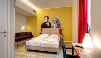 Gay Friendly Hotel MEININGER Roma Termini Rome