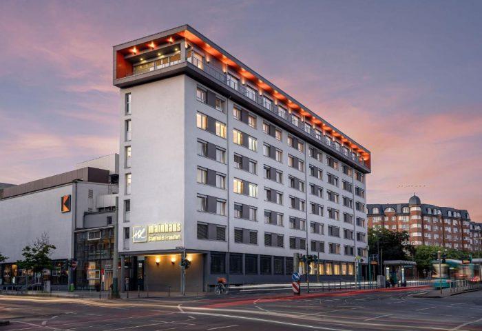 Gay Friendly Hotel Mainhaus Stadthotel Frankfurt Germany