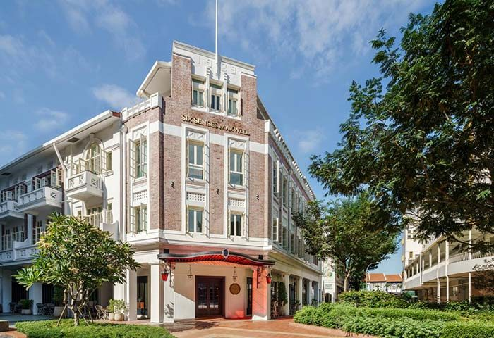 Gay Friendly Hotel Maxwell Reserve