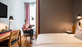 Gay Friendly Hotel Mercure Hotel Berlin Zentrum Berlin
