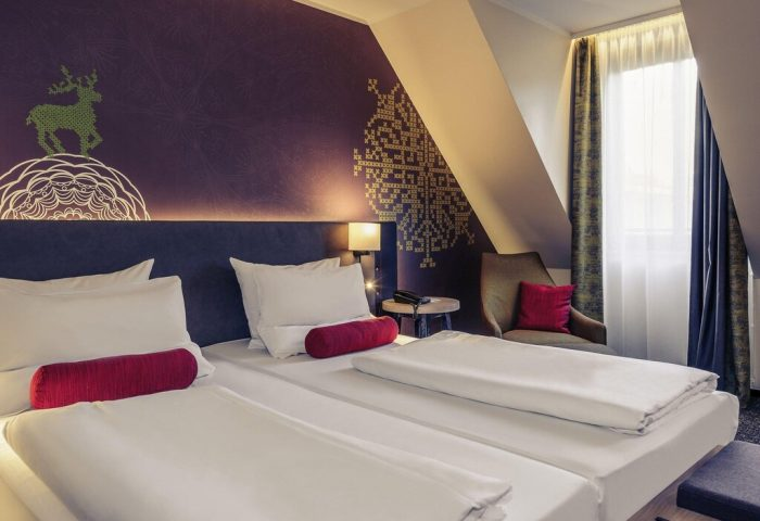 Gay Friendly Hotel Mercure Munich City Center Hotel Germany