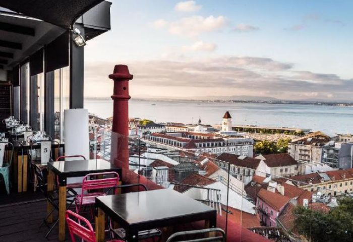 Gay Friendly Hotel Monte Belvedere Hotel by Shiadu Lisbon