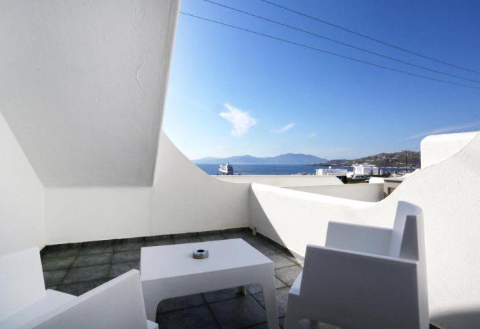 Gay Friendly Hotel Morfoula's Studios Greece
