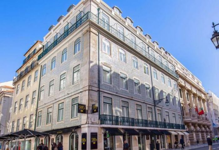 Gay Friendly Hotel My Story Hotel Ouro Lisbon