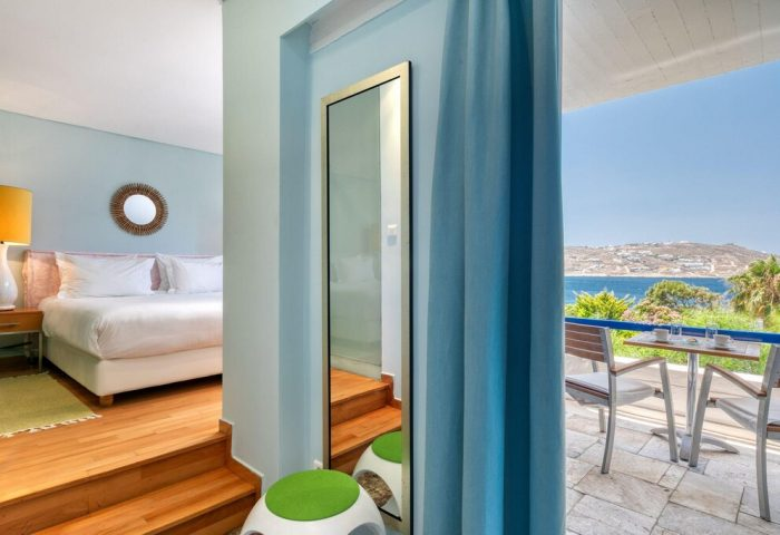 Gay Friendly Hotel Mykonos Theoxenia Greece