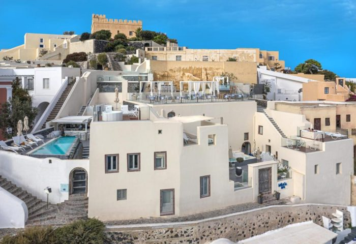Gay Friendly Hotel Mythical Blue Luxury Suites Greece