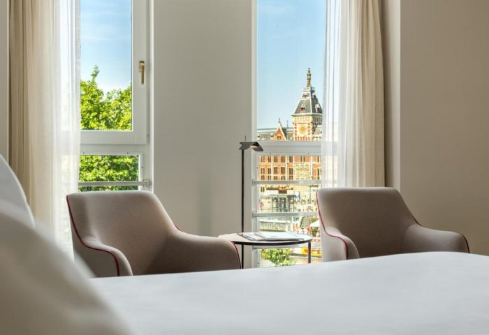 Gay Friendly Hotel NH Collection Amsterdam Barbizon Palace Amsterdam