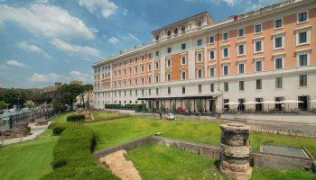 Gay Friendly Hotel NH Collection Palazzo Cinquecento Rome