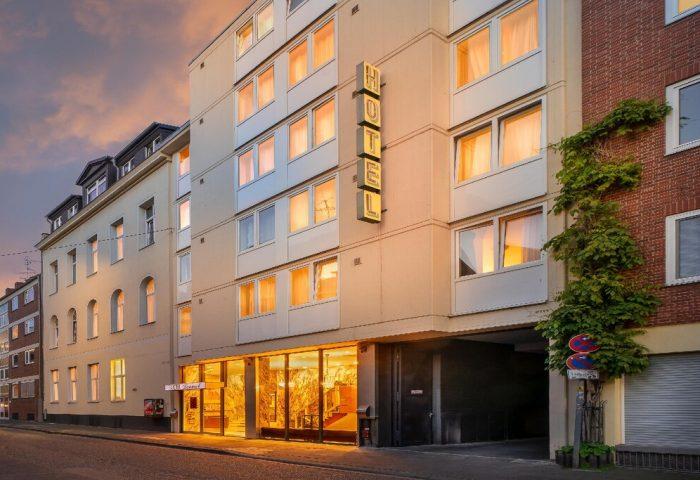Gay Friendly Hotel Novum Hotel Leonet Köln Altstadt Germany