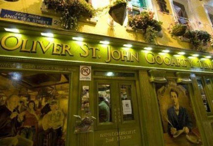 Gay Friendly Hotel Oliver St. John Gogarty's Hostel Ireland