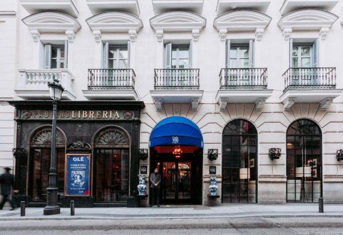 Gay Friendly Hotel Only YOU Hotel Atocha Madrid
