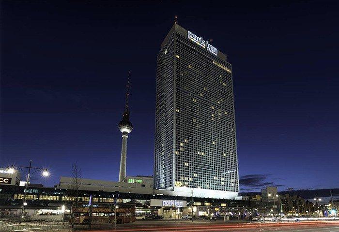 Gay Friendly Hotel Park Inn by Radisson Berlin Alexanderplatz Berlin