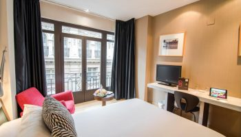 Gay Friendly Hotel Petit Palace Chueca Madrid
