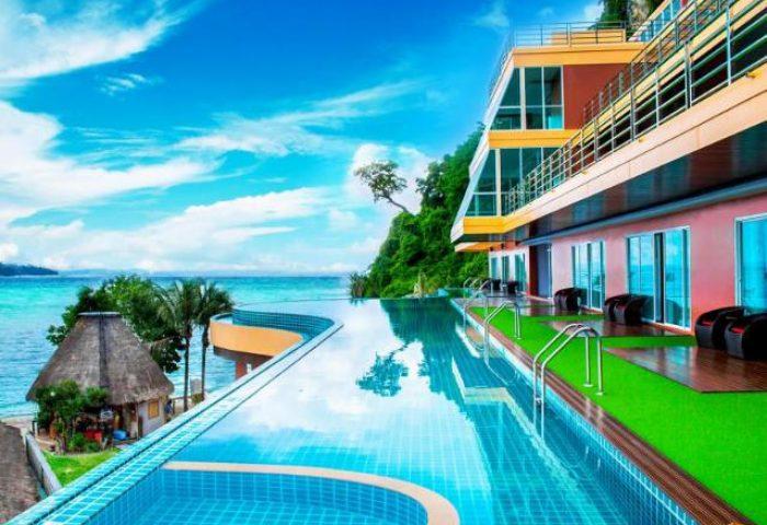 Gay Friendly Hotel Phi Phi Cliff Beach Resort Koh Phi Phi