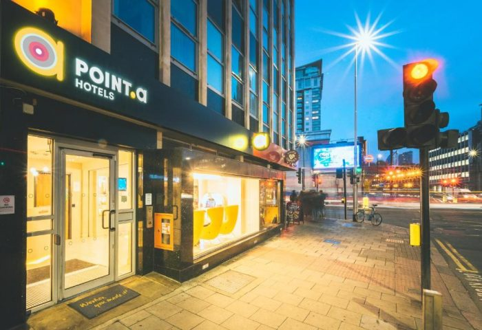 Gay Friendly Hotel Point A Hotel London Westminster London