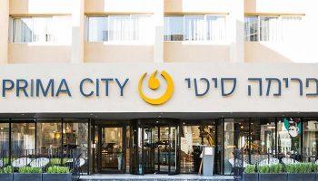 Gay Friendly Hotel Prima City Tel Aviv Hotel Tel Aviv
