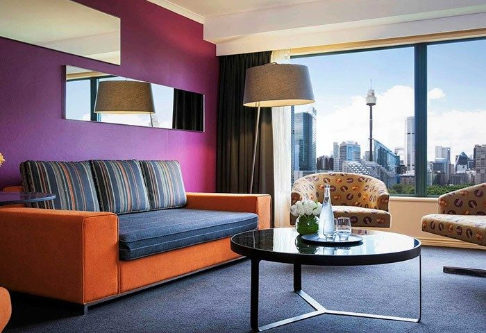 Gay Friendly Hotel Pullman Sydney Hyde Park Sydney