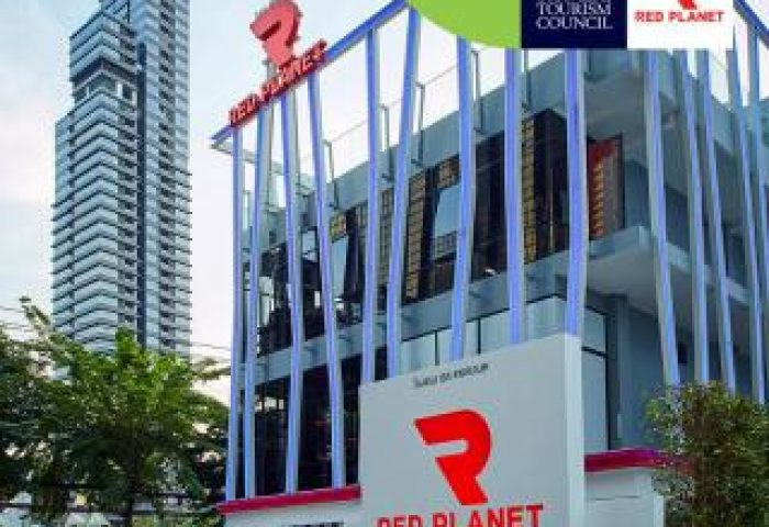 Gay Friendly Hotel Red Planet Bangkok Surawong Bangkok