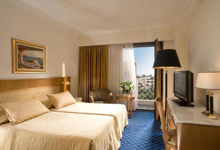 Gay Friendly Hotel Royal Olympic Hotel Greece