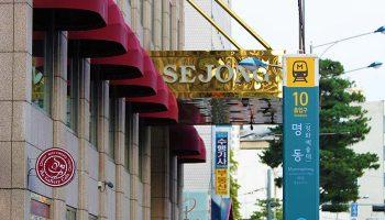 Gay Friendly Hotel Sejong Hotel Seoul Myeongdong