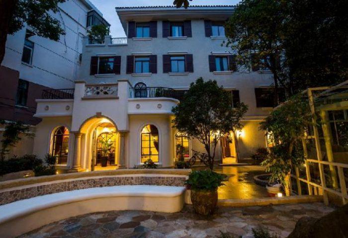 Gay Friendly Hotel Shanghai Soho Garden Hotel