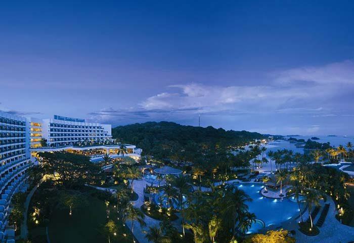 Gay Friendly Hotel Shangri-La's Rasa Sentosa Resort & Spa