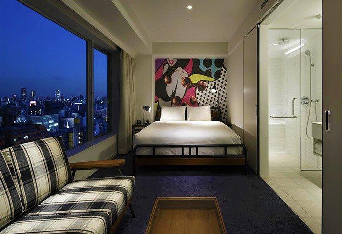 Gay Friendly Hotel Shinjuku Granbell Hotel