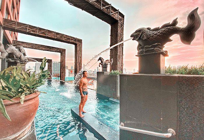 Gay Friendly Hotel Siam @ Siam Design Hotel Bangkok Bangkok