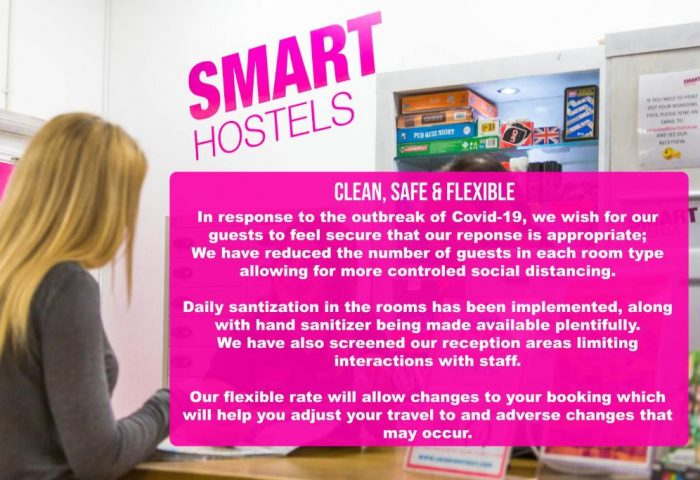 Gay Friendly Hotel Smart Hyde Park Inn Hostel London