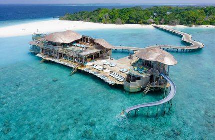 Gay Friendly Hotel Soneva Fushi Maldives Islands