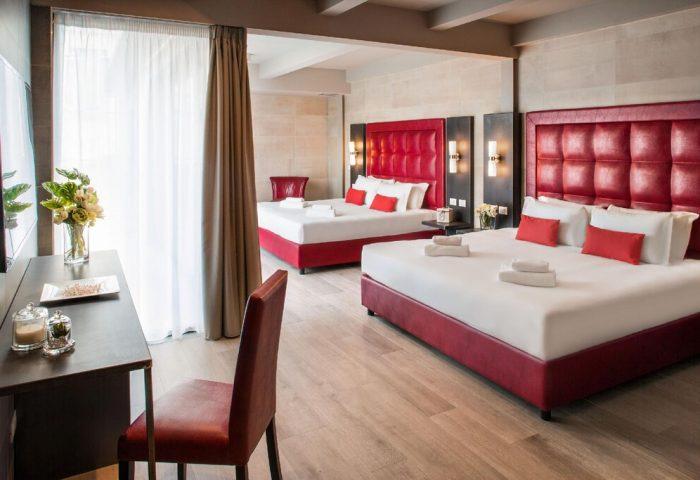 Gay Friendly Hotel Spice Hotel Milano Italy
