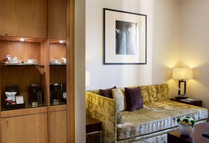 Gay Friendly Hotel Starhotels Ritz Italy
