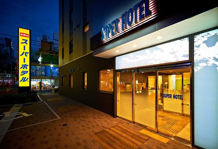 Gay Friendly Hotel Super Hotel Shinjuku Kabukicho