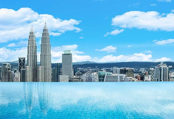 Gay Friendly Hotel THE FACE Suites Kuala Lumpur