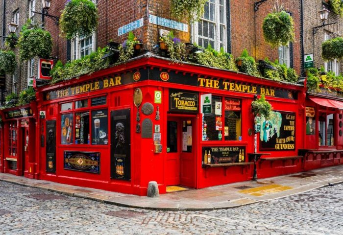 Gay Friendly Hotel Temple Bar Lane by the KeyCollections Ireland