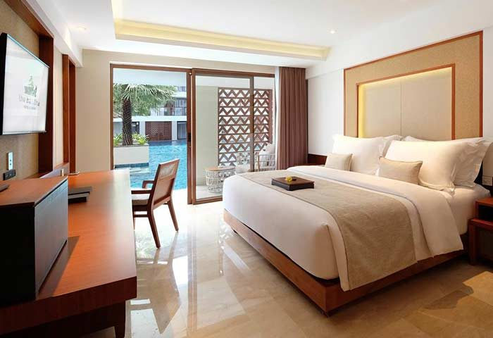 Gay Friendly Hotel The Bandha Hotel & Suites