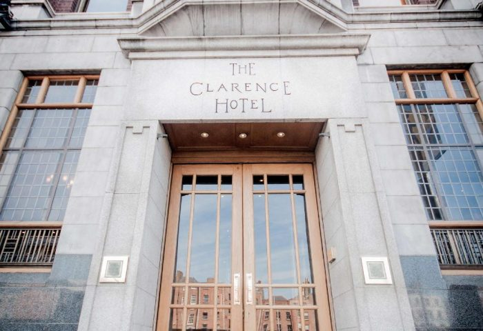 Gay Friendly Hotel The Clarence Ireland