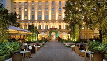 Gay Friendly Hotel The Grand Mark Prague - The Leading Hotels of the World (Pet-friendly) Prague